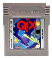 Nintendo Gameboy: Qix - Cartridge Only